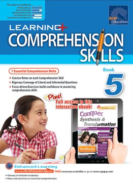 Comprehension Skills Book 5