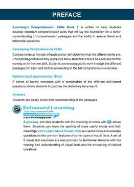 Comprehension Skills Book 6