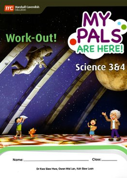 My Pals are Here Science P3 & P4 Work-Out