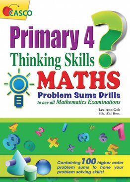 Thinking Skills Maths Problem Sums Drills 4