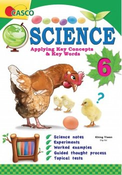 Science Applying Key Concepts & Key Words Primary 6