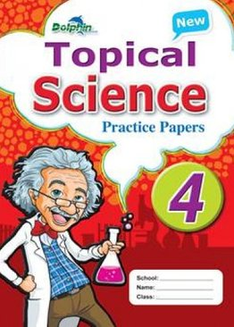 New Topical Science Practice Papers 4