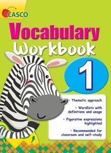 Vocabulary Workbook 1