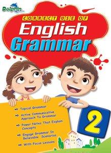 Primary 2 Correct Use of English Grammar
