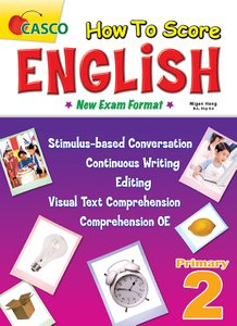 How to Score English New Exam Format Primary 2