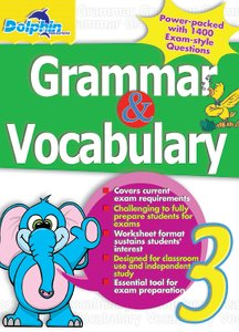 Grammar & Vocabulary Three