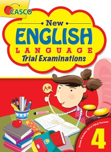 New English Language Trial Examinations 4