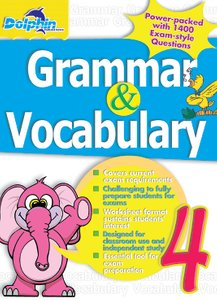 Grammar & Vocabulary Four