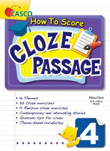 How to Score Cloze Passage 4