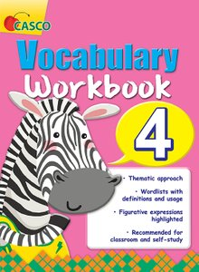 Vocabulary Workbook 4