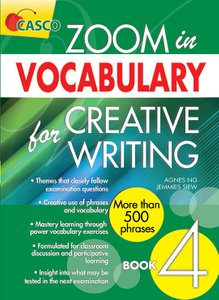 Zoom in Vocabulary for Creative Writing 4