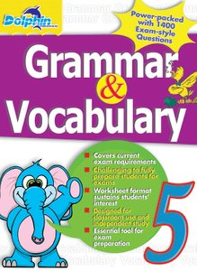 Grammar & Vocabulary Five