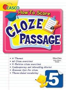 How to Score Cloze Passage 5
