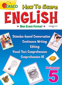 How to Score English New Exam Format Primary 5
