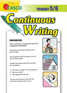 Continuous Writing for Primary 5/6