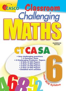Classroom Challenging Maths 6