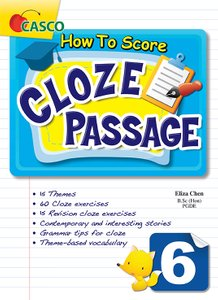 How to Score Cloze Passage 6