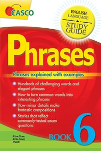 English Language Study Guide Phrases 6