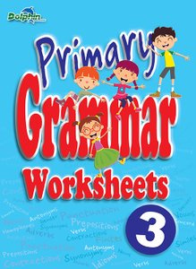 Primary Grammar Worksheets 3