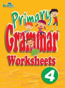 Primary Grammar Worksheets 4