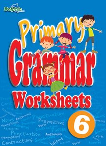 Primary Grammar Worksheets 6