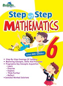 Step by Step Mathematics P6