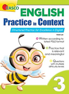 English Practice in Context Primary 3