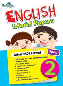 Primary 2 English Model Papers