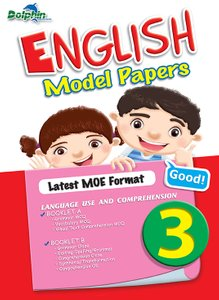 Primary 3 English Model Papers