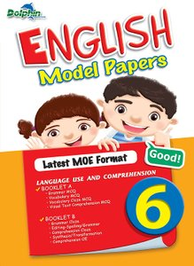 Primary 6 English Model Papers