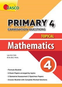 Examination Questions - Topical Mathematics 4