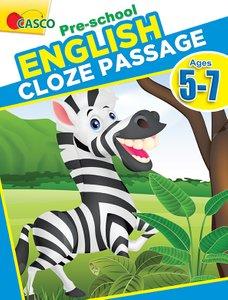 Pre-School English Cloze Passage