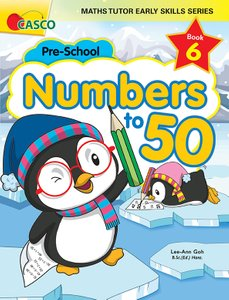 MATHS TUTOR EARLY SKILLS SERIES BOOK 6: Numbers to 50