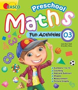 Pre-School Mathematics Fun Activities 03