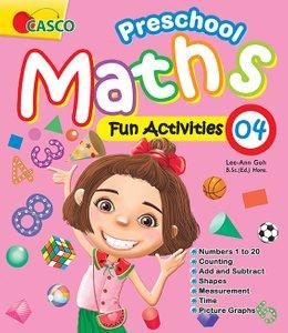 Pre-School Mathematics Fun Activities 04