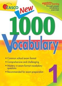 New 1000 Vocabulary 1