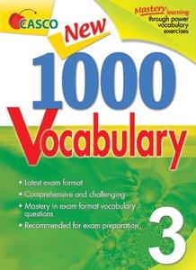 New 1000 Vocabulary 3