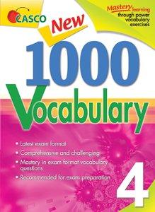 New 1000 Vocabulary 4