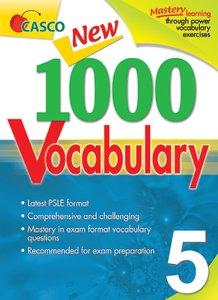 New 1000 Vocabulary 5