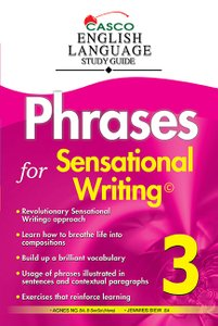 Phrases for Sensational Writing 3
