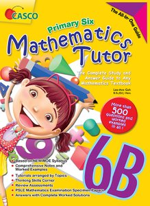 Mathematics Tutor 6B - Revised