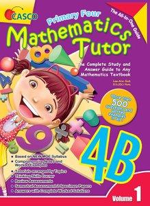 Mathematics Tutor 4B (Volume 1)