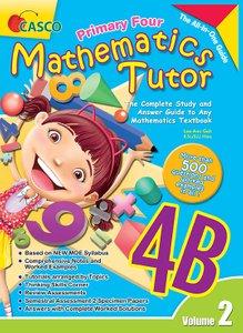 Mathematics Tutor 4B (Volume 2)
