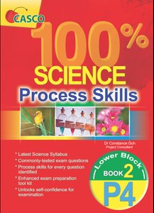 100% Science Process Skills - Primary 4