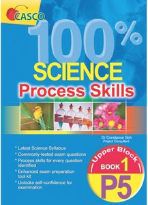 100% Science Process Skills - Primary 5