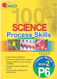 100% Science Process Skills - Primary 6