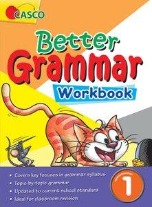 Better Grammar Workbook Primary 1