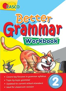 Better Grammar Workbook Primary 2