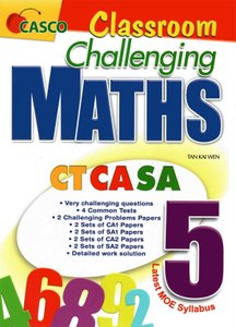 Classroom Challenging Maths 5