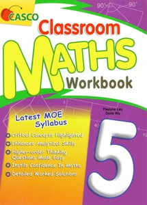 Classroom Maths Workbook 5